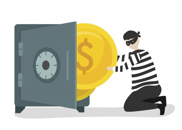 副業詐欺の画像